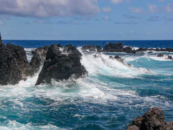 Laupahoehoe Point - Hawaii Big Island