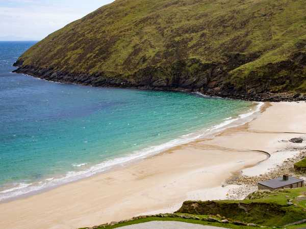 Achill Head beach