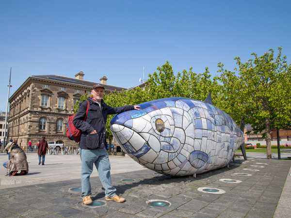 The Big Fish - Belfast